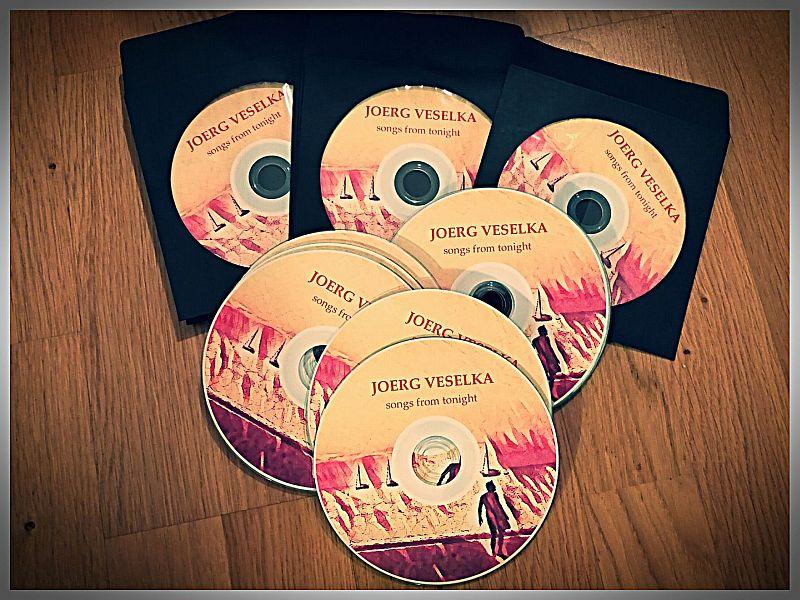 Songs from tonight - Joerg Veselka